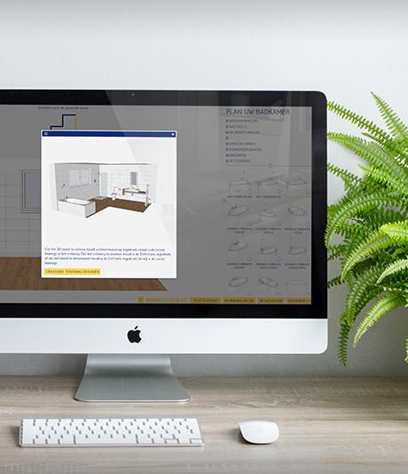 Maak een 3d ontwerp van jouw badkamer wooning for 3d ruimte ontwerpen