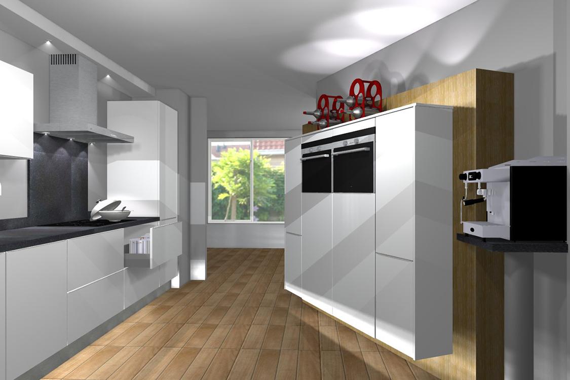 Maak een 3d ontwerp van jouw badkamer wooning for Ontwerp je eigen keuken