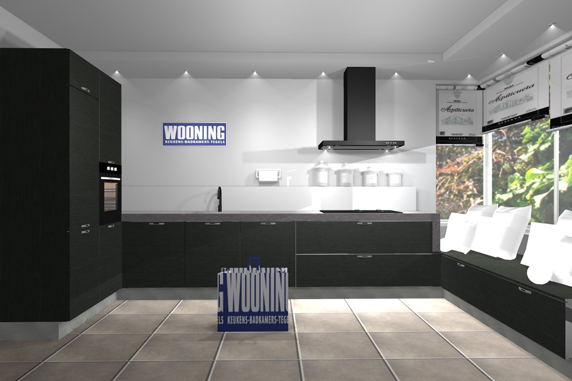 3D ontwerp van jouw keuken of badkamer - Wooning