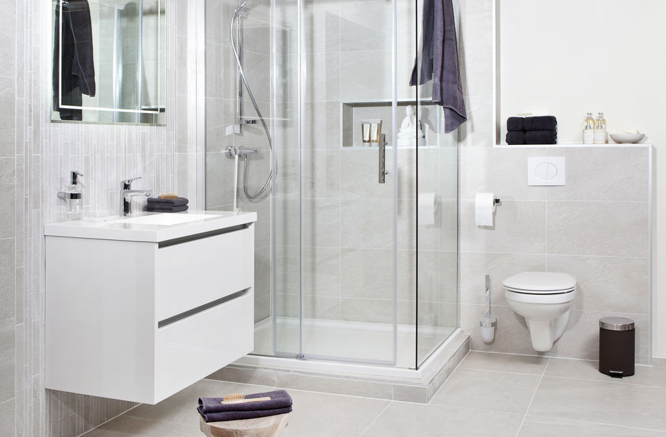 Op zoek naar goedkope badkamers? Kom naar Wooning!