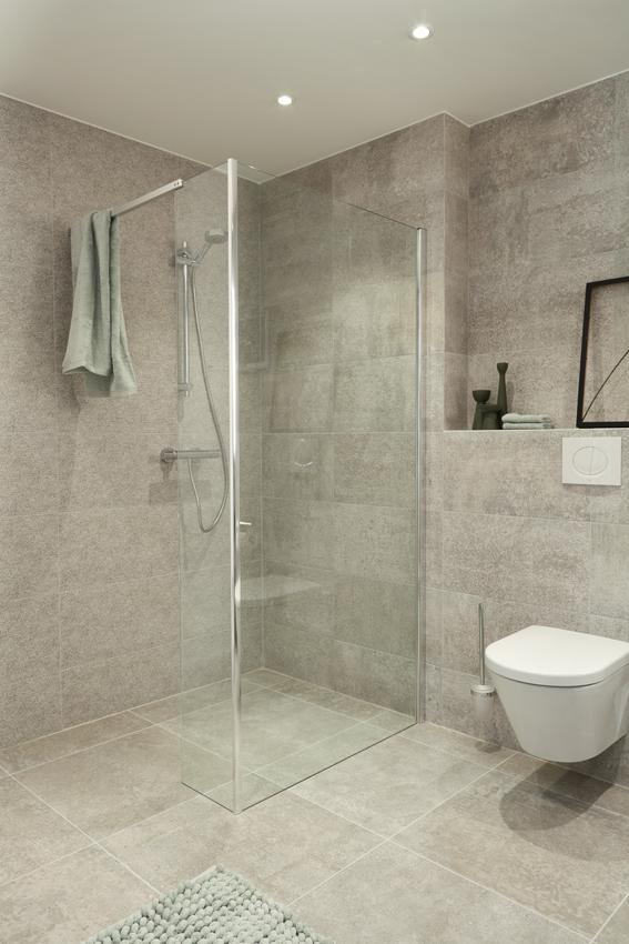 Budget badkamer voorbeeld