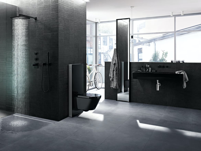 Geberit badkamer Wooning