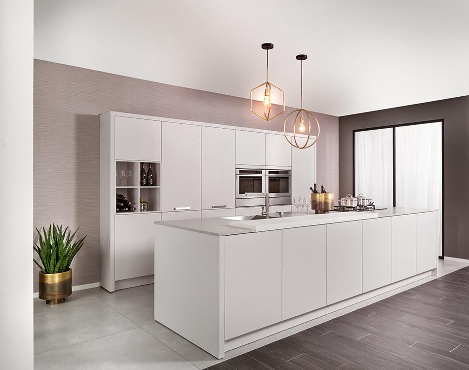 Keukeneiland design