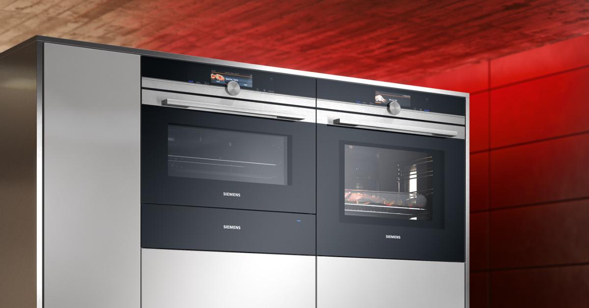 Trends In Keukenapparatuur : Siemens keukenapparatuur u2013 wooning