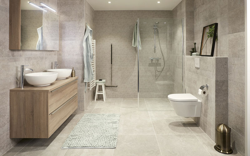 Badkamer Indeling Ideeen : Badkamer indelingen