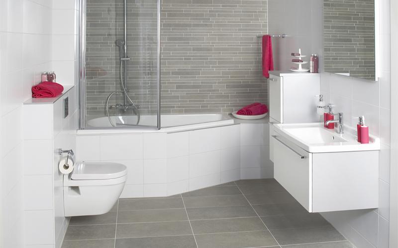 Badkamer Zonder Toilet : Kleine badkamer inrichten tips