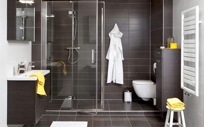 Inloopdouche Kleine Badkamer : Kleine badkamer inrichten tips