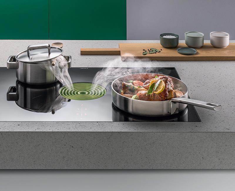 Kookveldafzuiging in je keuken