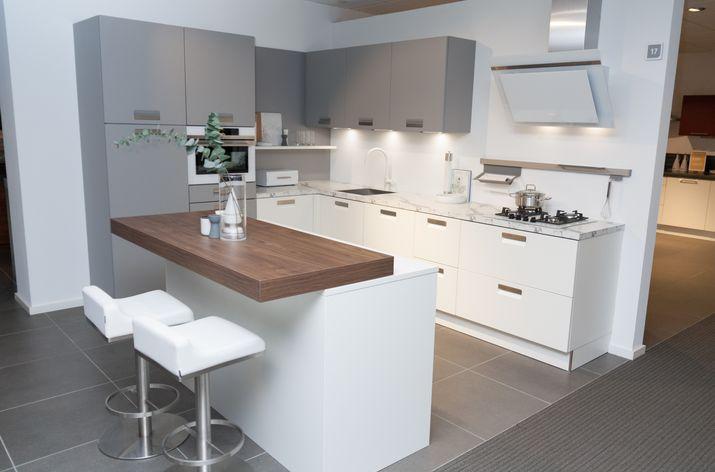 U-keukens bij Wooning