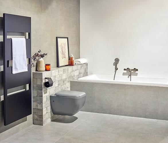 Een badkamer installeren