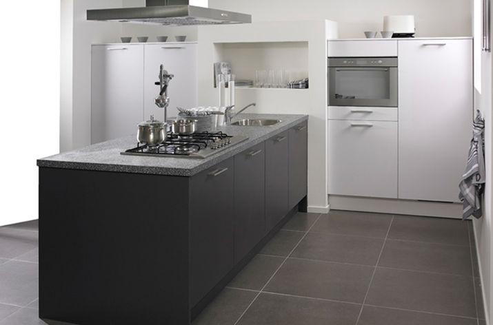L-keukens Wooning