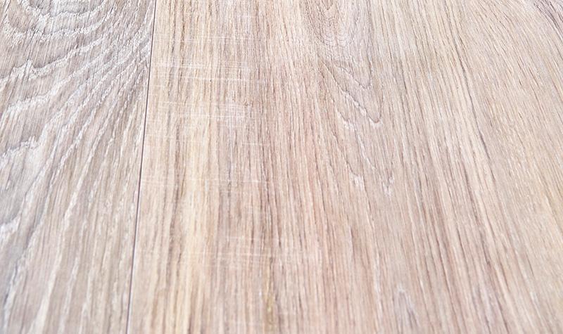 PVC houtlook vloer