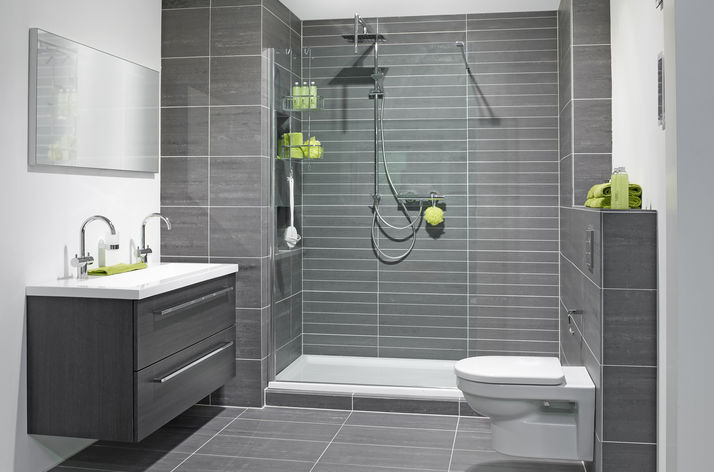 Badkamermeubel Landelijk Modern.Moderne Badkamer Wooning