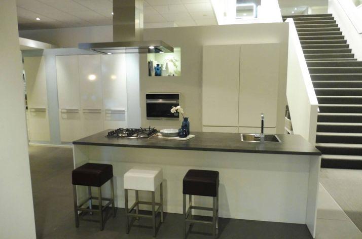 Showroomkeuken Wit Den Haag