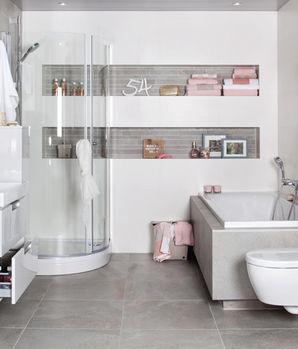 Afbeeldingsresultaat voor wooning badkamer