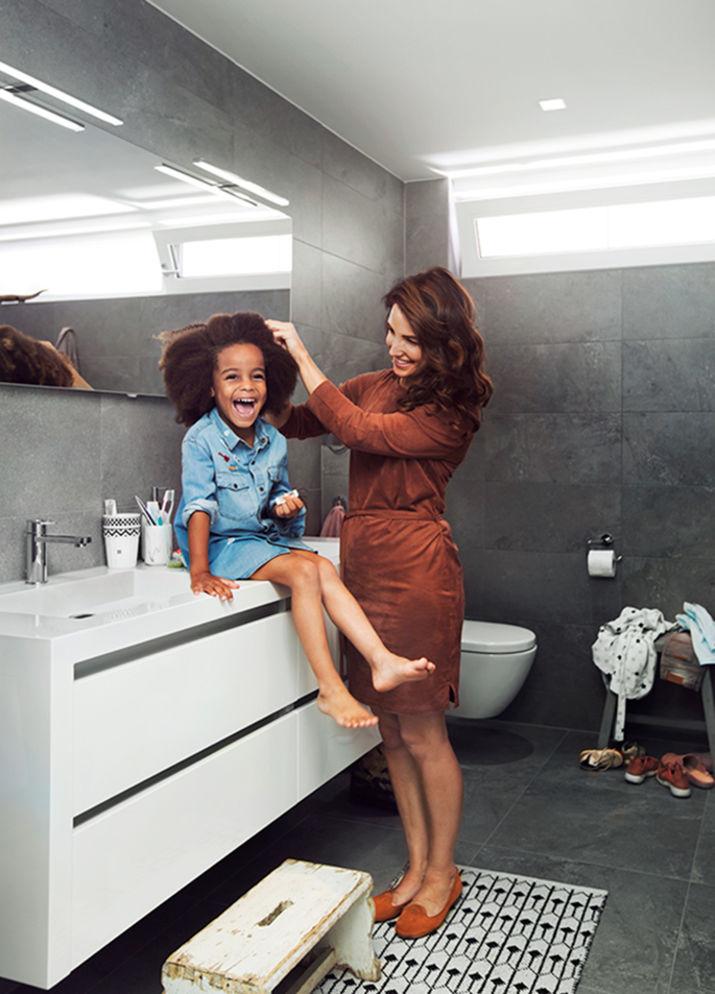 Bekijk de badkamercollectie