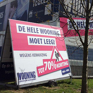 Wooning Rotterdam Outlet