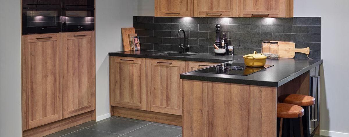 Goede hoogte inbouw apparatuur keuken