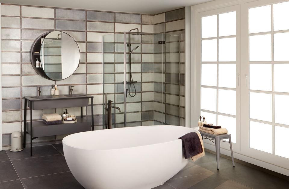 Badkamer ontwerpen met Wooning