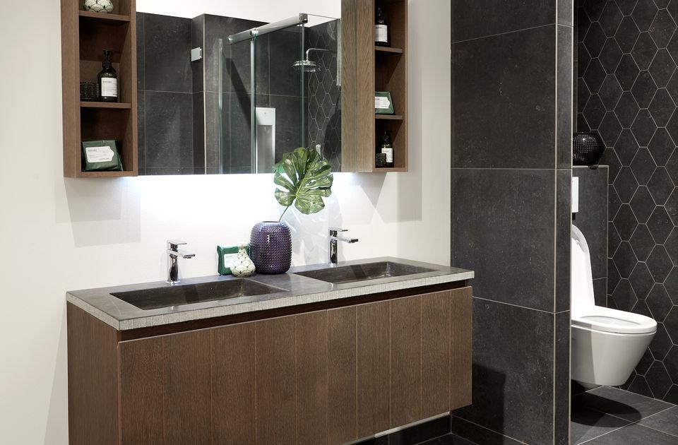 Badkamer sfeerverlichting