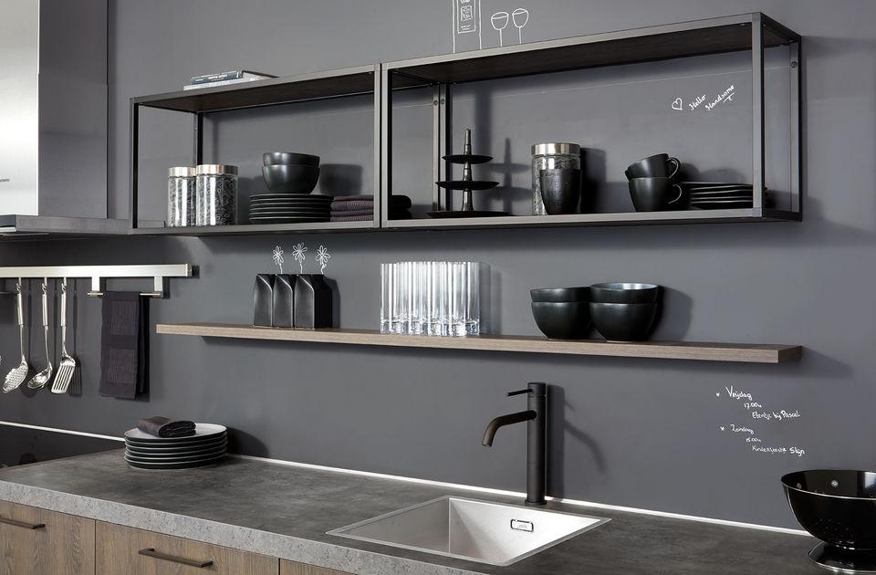 Klein Keuken Industriele : Industriële keukens u wooning