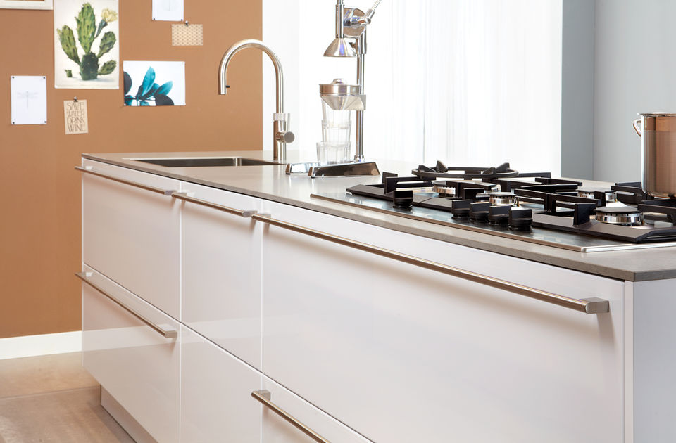 Unieke design keuken