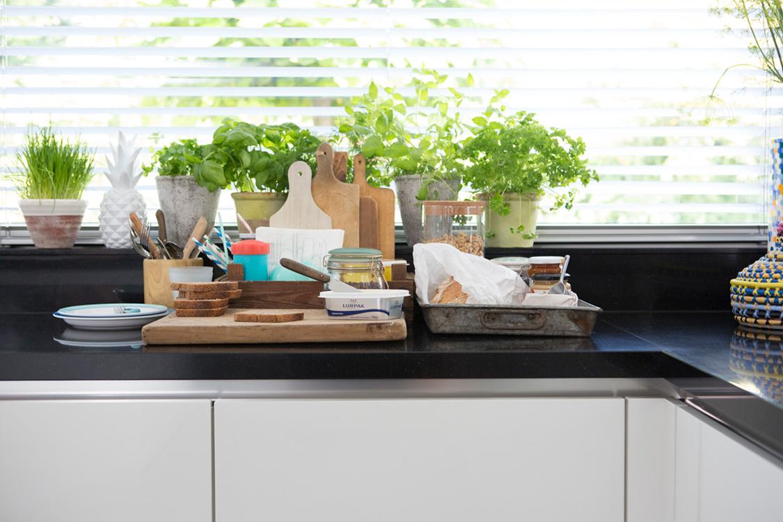 Hoek Keuken Modellen : De keukens van wooning wooning