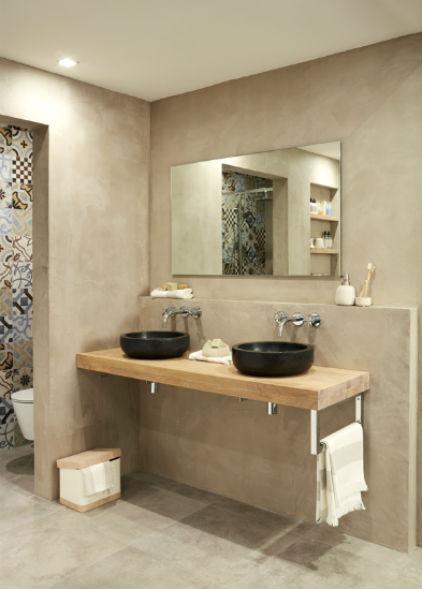 Klassieke design badkamer
