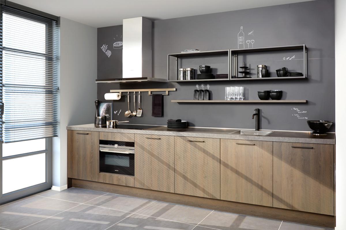 Kleine rechte keuken inrichten u informatie over de keuken