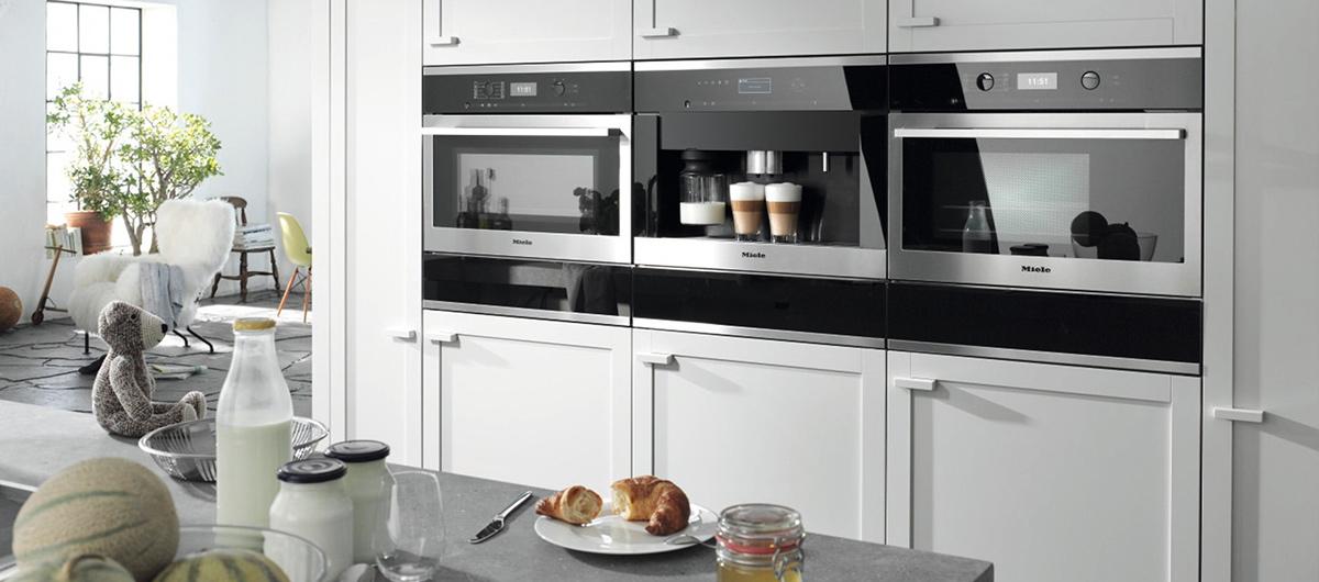 Keuken apparaten op juiste hoogte