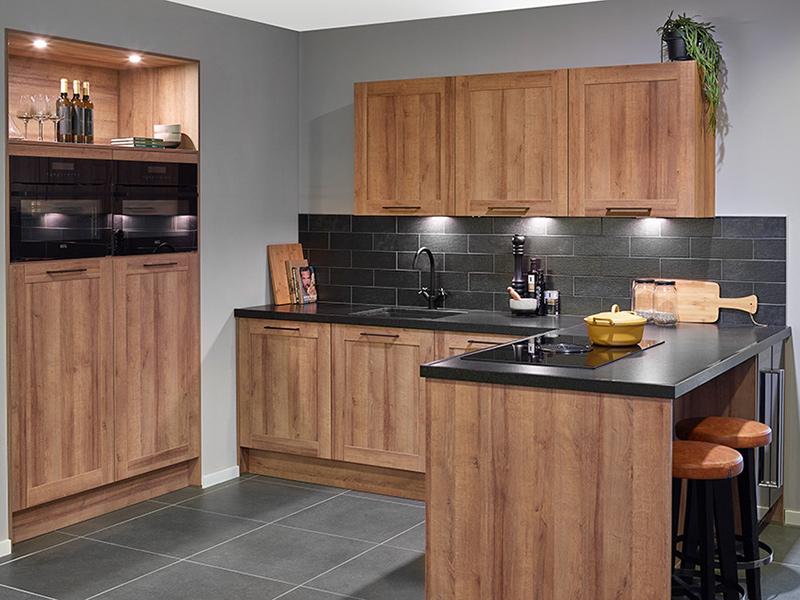 Mid Century Design in de keuken