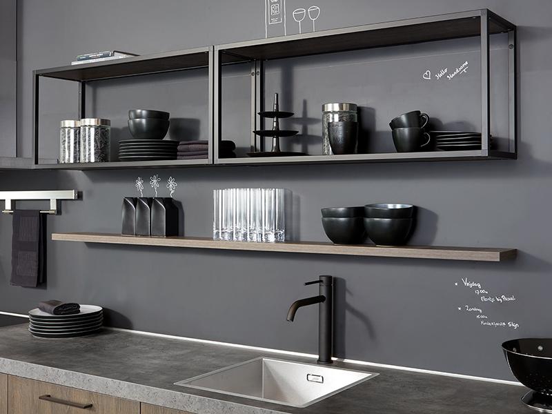 Optimaal benutten van ruimte in de keuken