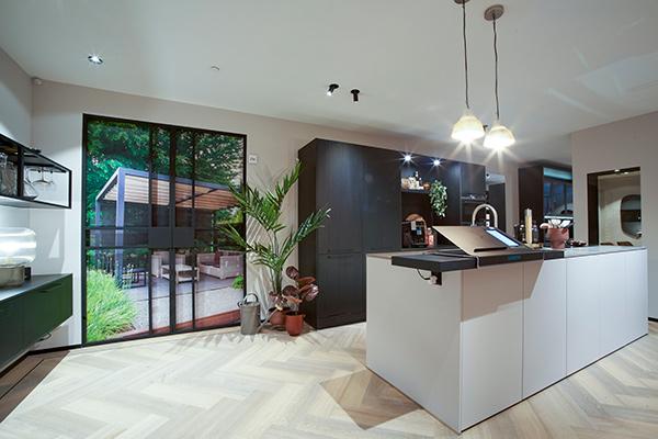 Siemens home connect in de keuken