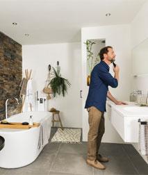 Ontwerp je eigen badkamer